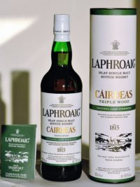 Laphroaig Cairdeas Triple Wood 2019