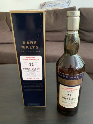 Port Ellen 22y Limited Edition